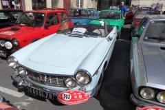 Fiat 1600 S Osca