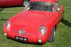 Fiat Abarth 750 Zagato Double Bulles