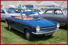 Fiat 850 Vignale cabriolet