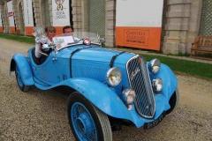 Fiat 508 S Coppa d'Oro Le Mans 1935