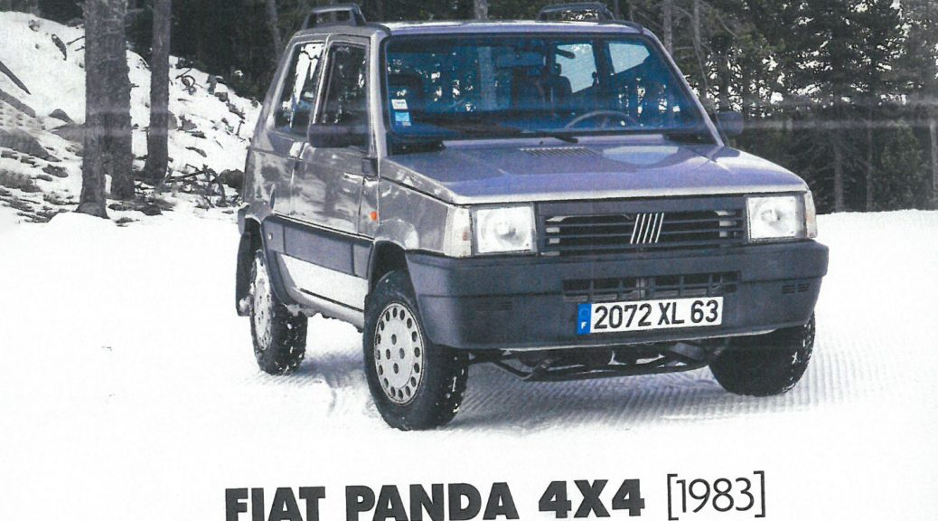 la panda 4x4 d 39 albert dans auto moto fiat fan club. Black Bedroom Furniture Sets. Home Design Ideas